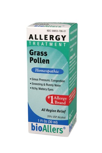 Bioallers Grass Pollen, 1-Ounce (Pack of 2)