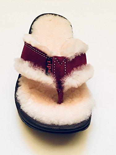 Sandalo Pantofola Di Sandalo Pantacollant Messicano Ripa Uomo / Donna