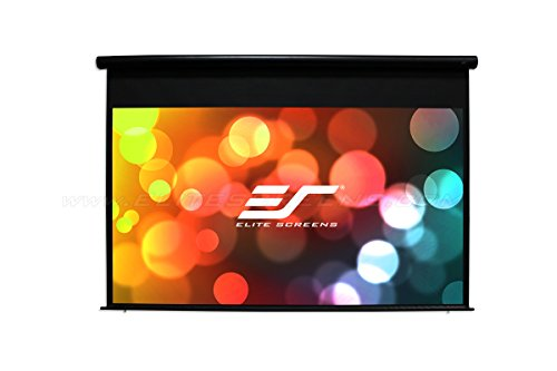 """Elite Screens Yard Master Electric Series 120"""" Outdoor Projector Screen Black OMS120H-ELECTRIC"""