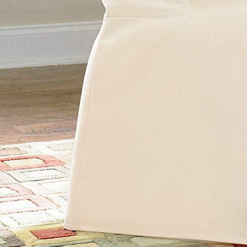 Linen Surefit Inc SureFit Cotton Duck Folding Chair Slipcover SF25644
