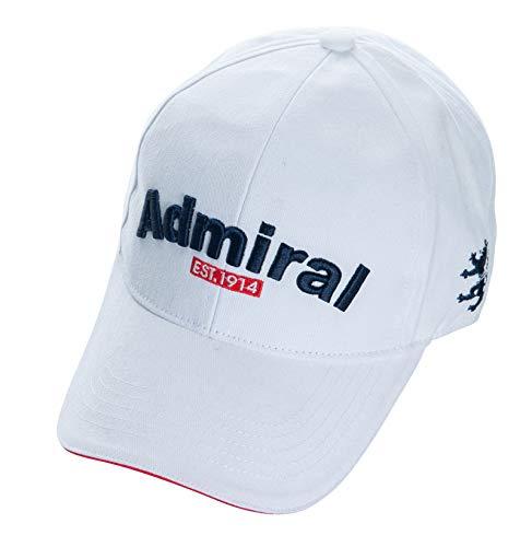 アドミラル Admiral 帽子 起毛ツイル キャップ