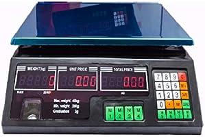 Balança Eletrônica Digital 40 Kg Alta Precisão