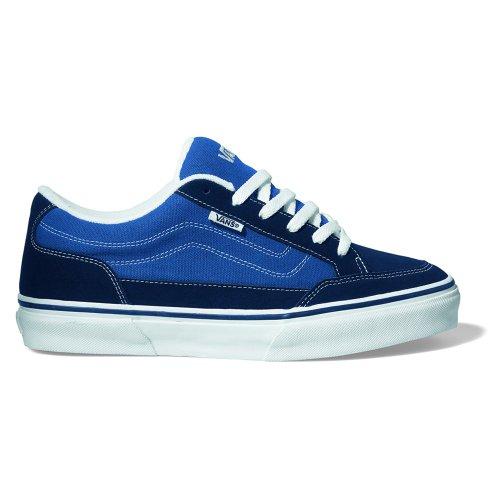 Die Van (Vans Men Bearcat Sneakers Skate Shoes (6.5, Navy/STV Navy))