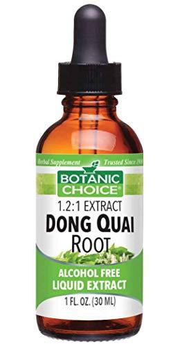 Botanic Choice Dong Quai Root Liquid Extract,1 oz