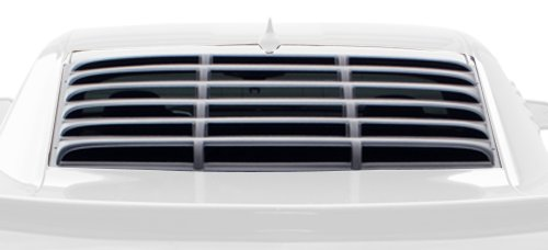 Willpak Industries 1573 ABS Smooth Surface Car Louver for Chevrolet Camaro