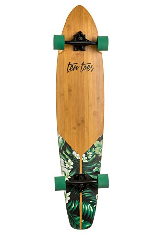 longboard trucks and wheels set - 4