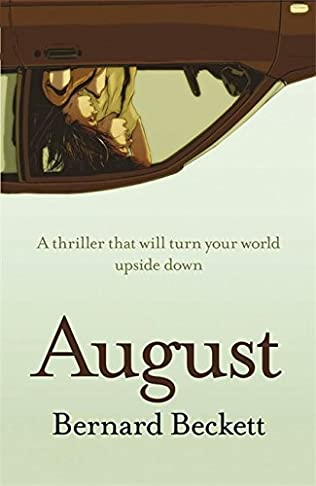 book cover of August