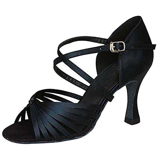 TDA - Zapatos con tacón mujer negro