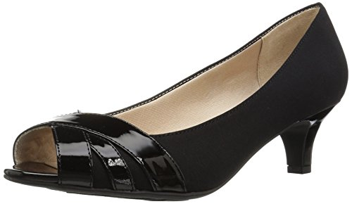 LifeStride Womens Lottie Pump Black