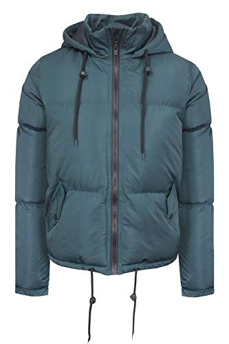 Manica Donna Brave Lunga SoulGiacca Teal Con Cappuccio n8wk0OP