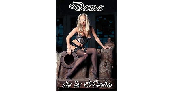 Dama de la noche - Libro Fotográfico de Fantasía Erótica XXX: Cuando se pone el sol, una sexy y tetona diosa gobierna la noche desde su caliente trono ... y ...