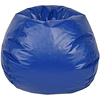 Pleasing X Rocker Ace Bayou Blue Matte Vinyl Bean Bag 98 Inch Free 84 Inch Round Tablecloth Gmtry Best Dining Table And Chair Ideas Images Gmtryco