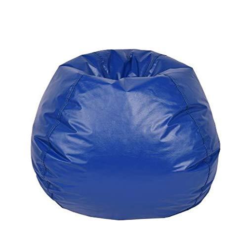 X Rocker Ace Bayou Blue Matte Vinyl Bean Bag 98 inch + Free 84 inch Round Tablecloth