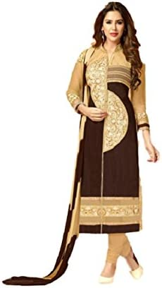 89387eea53 Dream Designer Boutique Women's Cotton Unstitched Salwar Suit(DDB04_Multicolored_Freesize):  Amazon.in: Clothing & Accessories