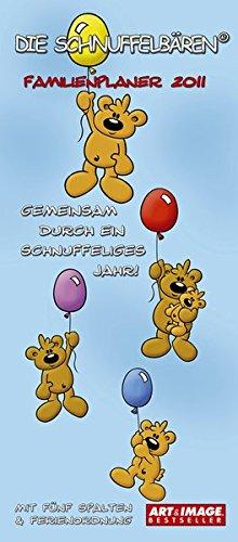 Die Schnuffelbären Familientermine 2011
