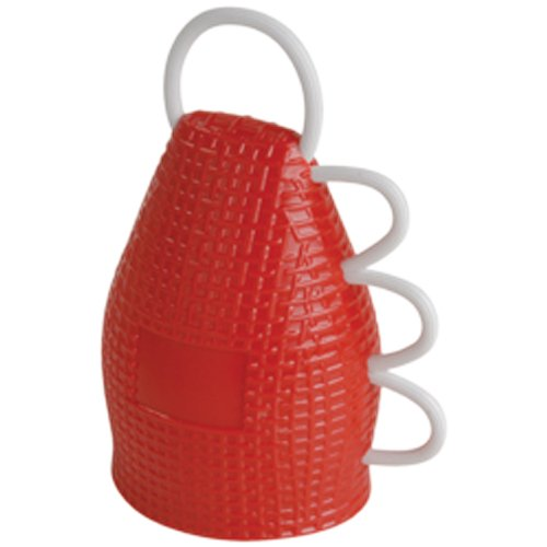 DollarItemDirect Stadium Shaker - RED , Sold by 50 Pieces