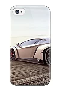 linJUN FENGIphone 4/4s Case Cover Skin : Premium High Quality Lamborghini Veneno Sports Car Case