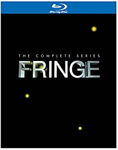 Fringe: The Complete Series (BD) [Blu-ray]