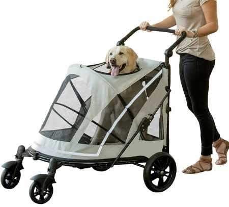 Pet Gear Stroller Zipperless Multiple product image