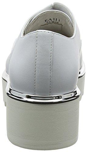 Black White 203 alte Eu 41 donna Coffee Kea111 da bianco Sneakers Nero PwUPrqnz