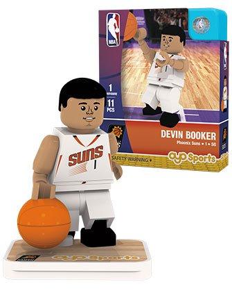 OYO Sports NBA Minifigure Phoenix Suns Devin Booker