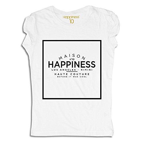 T itAbbigliamento MaisonAmazon Happiness Donna Shirt ZiTuPOkXwl