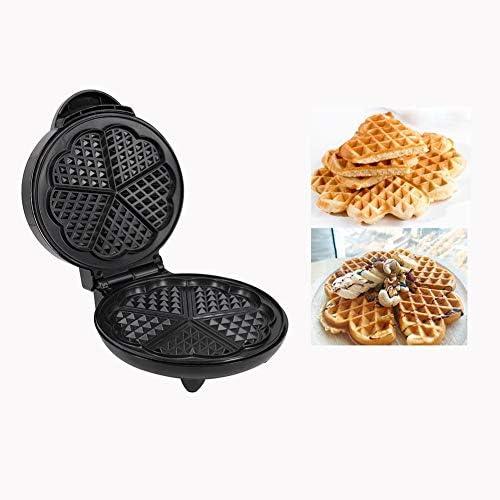 Gaufrier Waffle Machine, sandwich, biscuits, pommes de terre rissolées Autre On The Go Petit déjeuner, déjeuner, ou des collations, gaufrier professionnel