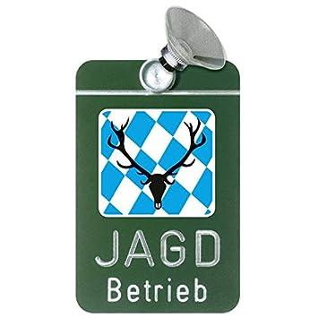 Auto Cartel Caza operativos Bayern Escudo con ventosa ...