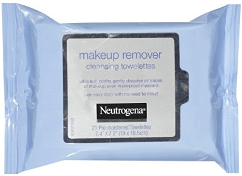 remover cleansing towelettes case