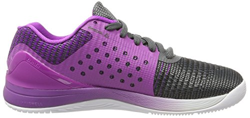 Reebok Women's Crossfit Nano 7 Fitness Shoes Grey (Alloy/Vicious Violet/White) discount eastbay buy cheap very cheap cheap shop for for sale online Pl0yuRb1