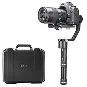 Zhiyun Crane (Updated V2) 3-Axis Handheld Gimbal Stabilizer for DSLR Mirrorless Cameras up to 3.96 lbs, i.e. Canon M, Sony A7, Nikon J,Panasonic Lumix