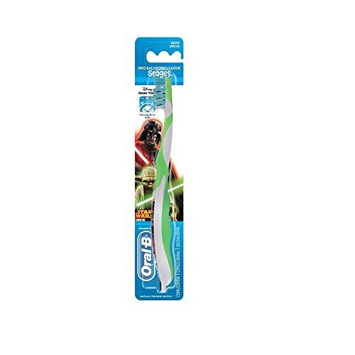 Pack Oral- B Kids Frozen 2 cepillos de dientes para niños + 3 pastas (75 ml c/u)