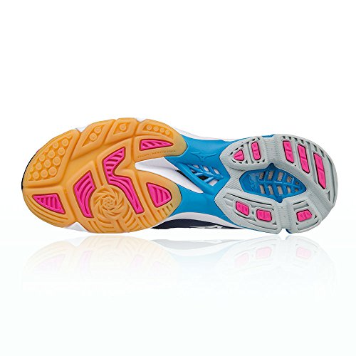 Volleyball Mizuno W Lightning Navy Wave Blue Femme Z3 Chaussures De Y4qY6rWp
