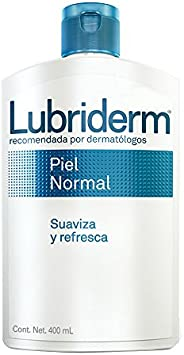 Lubriderm Crema Piel Normal, 400ml
