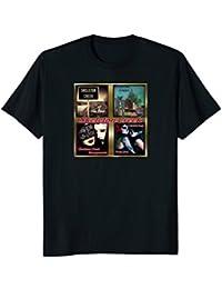 4 Album gold Skeleton Creek t-shirt