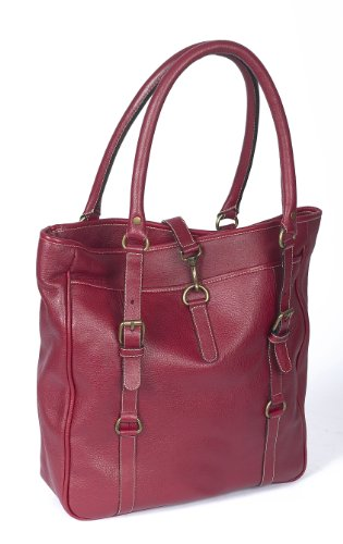 r Tote, Red, One Size ()