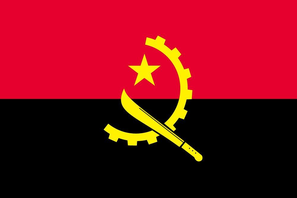 【大注目】 世界の国旗 [100×150cm 国旗 アンゴラ 高級テトロン製] 国旗 [100×150cm 高級テトロン製] B0090ZYOF8, スクイーズのカチカチショップ:54951fd5 --- vietnox.com