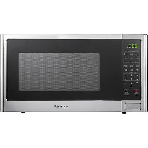 Kenmore 1.2 cu.ft. Microwave Oven - Stainless Steel 75653