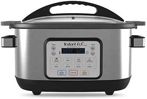 Aura Multi Use Programmable Slow Cooker 6 Quart Amazon Ca Home Kitchen