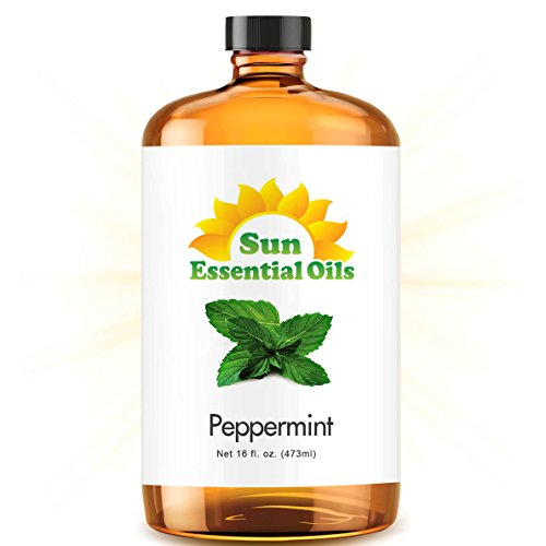 Peppermint (Mega 16oz) Best Essential Oil