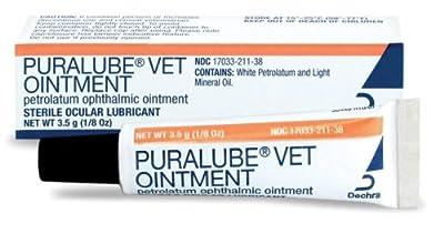 Puralube Vet Ointment 3.5gm Tube