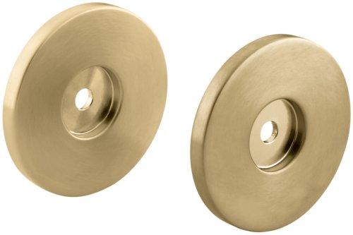 Kohler K-974-BGD Stillness Slide Bar Trim Kit, Vibrant Moderne Brushed Gold