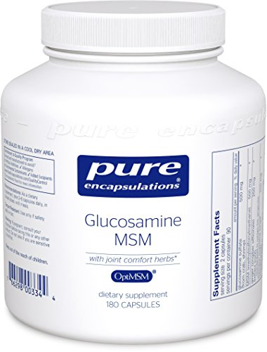 Pure Encapsulations Glucosamine Supplement Function