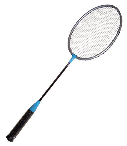 Cheap CSI Cannon Sports Badminton Racket, Aluminum/Steel