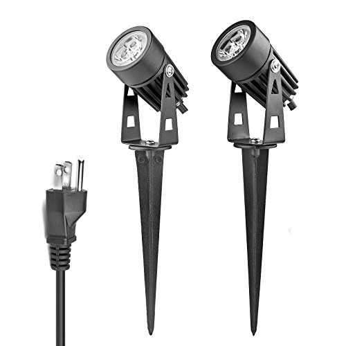110 Volt Landscape Lighting - 1