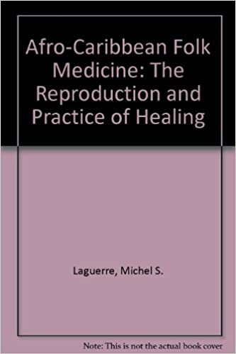 Afro-Caribbean Folk Medicine: Michel Laguerre: 9780897891134