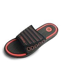 URBANFIND Men's Casual EVA Slide Slipper Beach Sandals Shoes