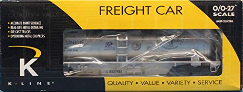 K-Line Illinois Commemorative Tank Bank Freight Car ()