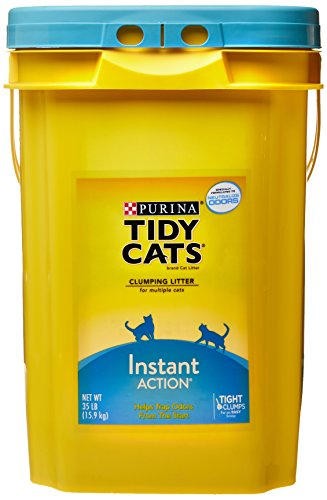 Purina Tidy Cats Clumping Litter Instant Action for Multiple