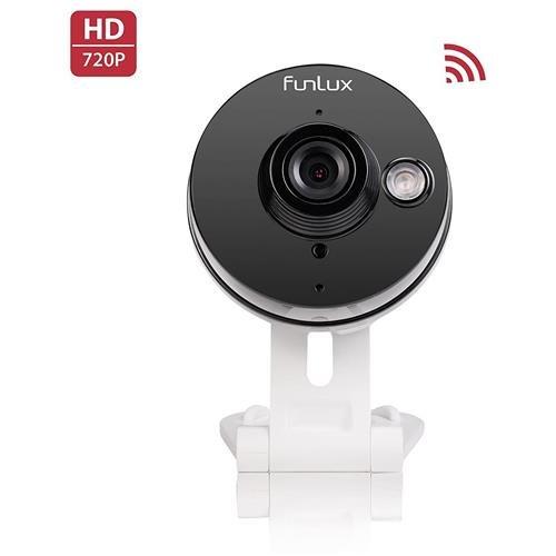 Funlux Mini WiFi Megapixel 720P HD Wireless IP Surveillance Camera by Funlux